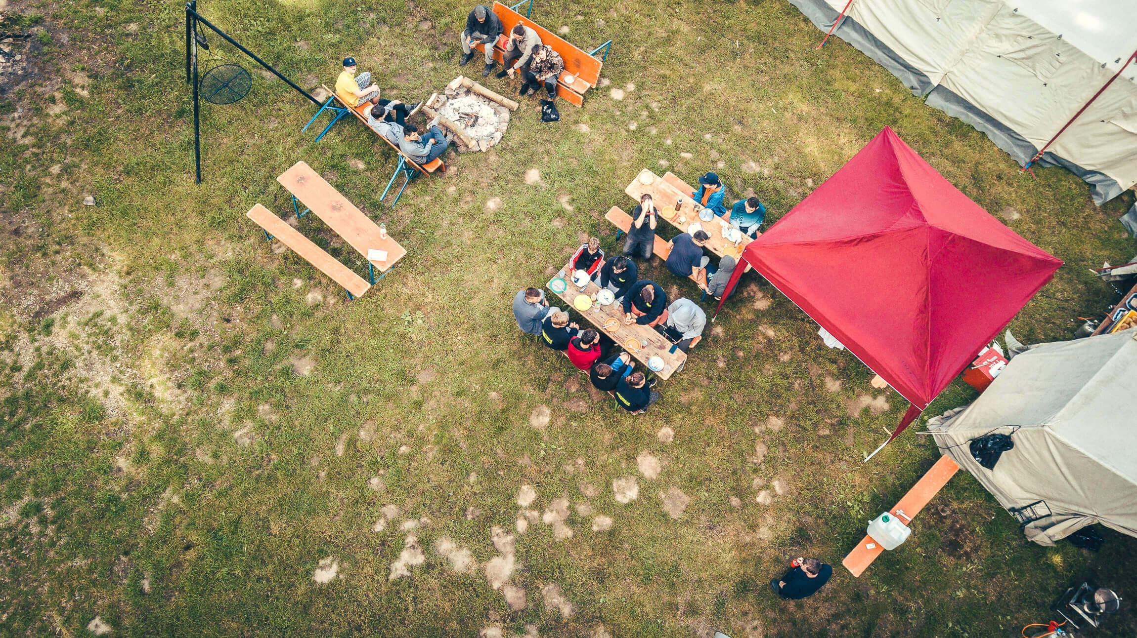 Zeltlager Marbachstausee 02. Juni 2018 004