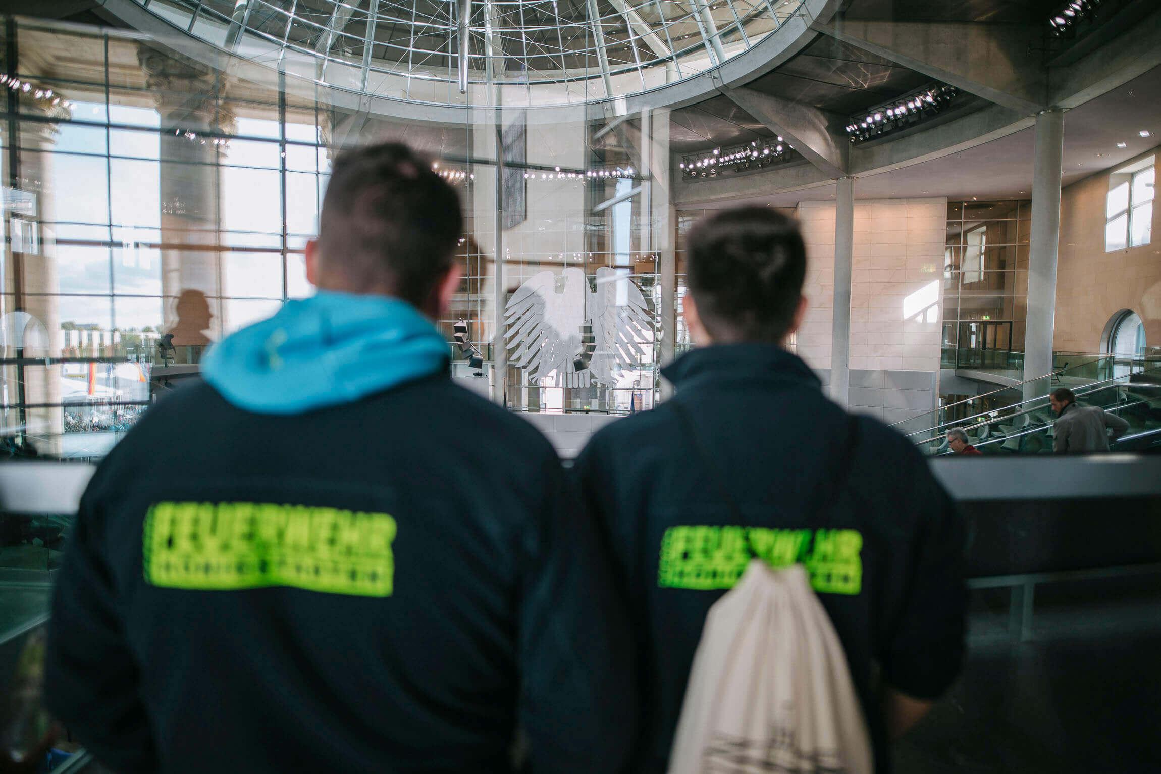 Jugendfeuerwehr Koenigstaedten Berlin 5
